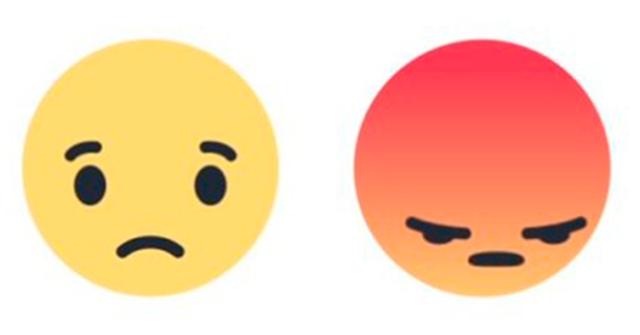 Como as novas reações do Facebook podem ajudar a disseminar conteúdos horríveis na rede